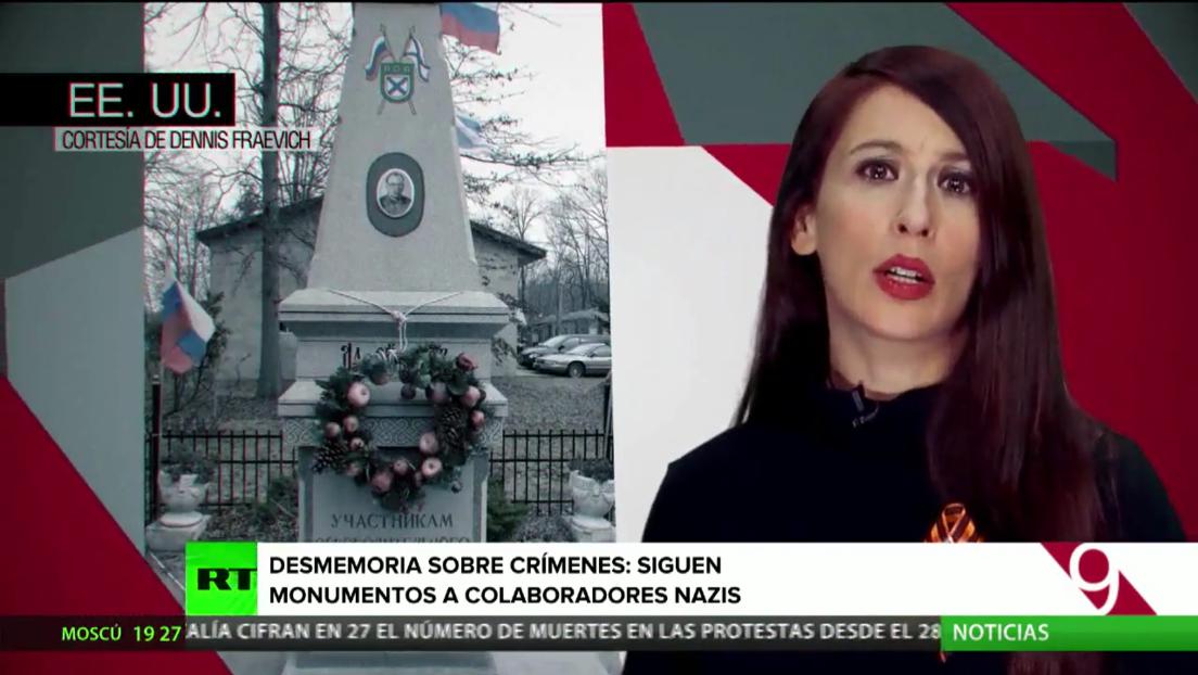 Desmemoria sobre crímenes: en varios países de Europa y en EE.UU. sigue habiendo monumentos a colaboradores nazis