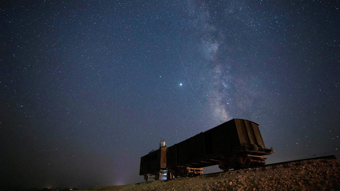 La Estación Espacial Internacional y Tianhe de China serán visibles en el cielo nocturno este fin de semana