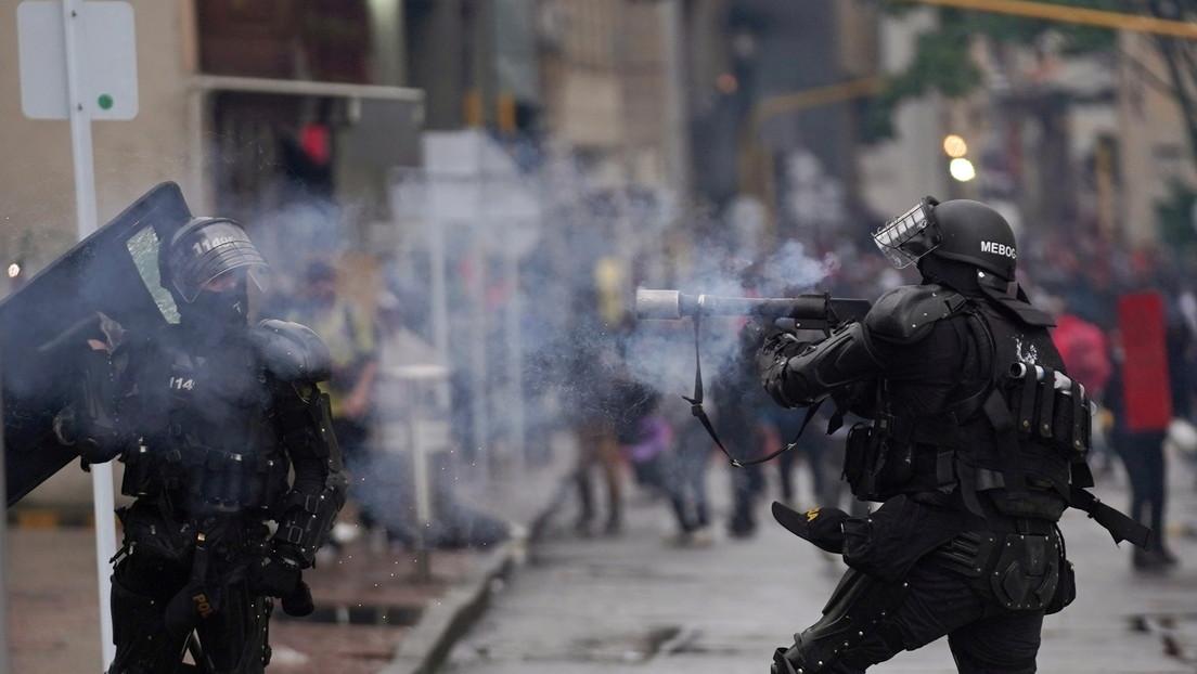 Confirman la muerte del joven Elvis Vivas, que habría sido agredido por policías durante las protestas en Colombia