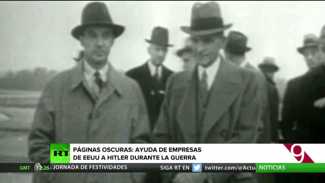 Páginas oscuras: la ayuda de empresas estadounidenses a Hitler durante la Segunda Guerra Mundial