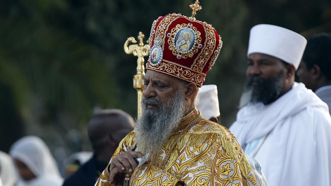 Abune Matías, patriarca de la Iglesia ortodoxa etíope