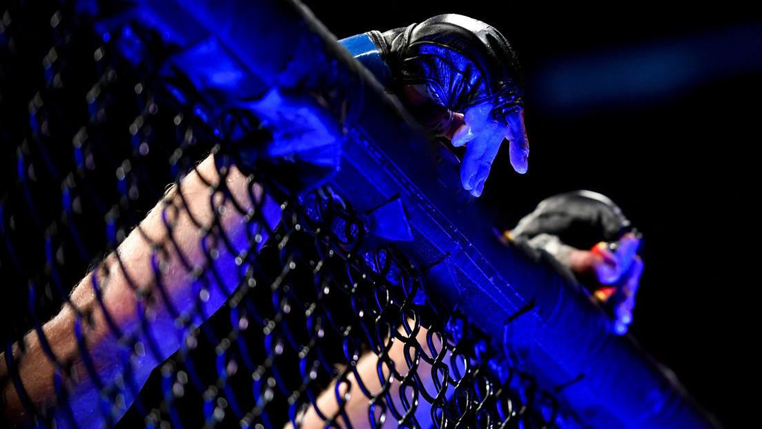 VIDEO: Luchador de MMA lanza una brutal patada a la cara a su rival y 'le aplasta' la nariz