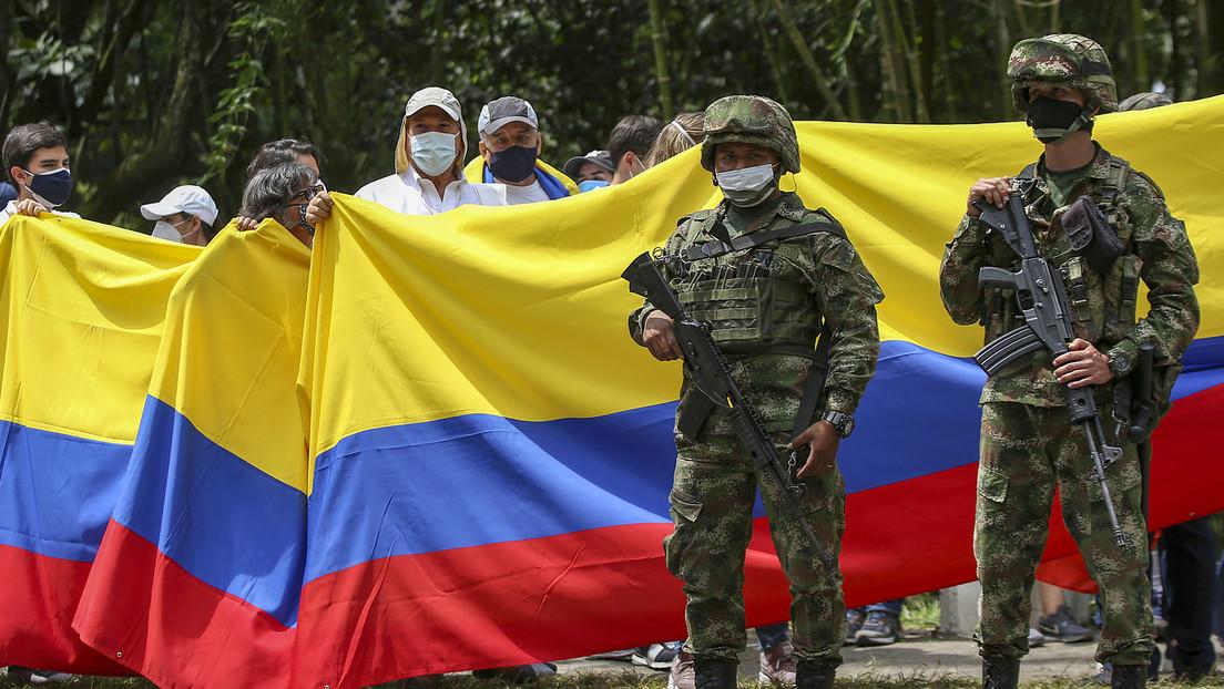 """Iván Duque ordena """"el mayor despliegue que se tenga de capacidades de la fuerza pública"""" en Cali en medio de fuertes enfrentamientos"""