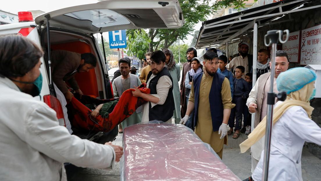 China responsabiliza a EE.UU. del asesinato de colegialas en Afganistán por su anuncio de retirada de tropas