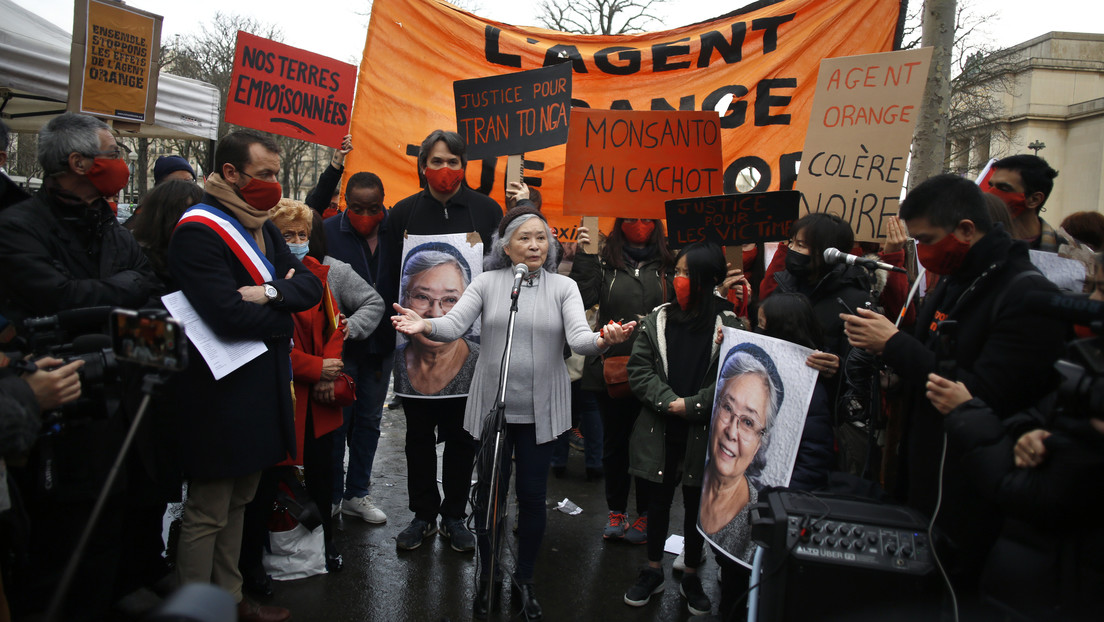 Corte francesa desestima una demanda contra las multinacionales agroquímicas que fabricaron el Agente Naranja