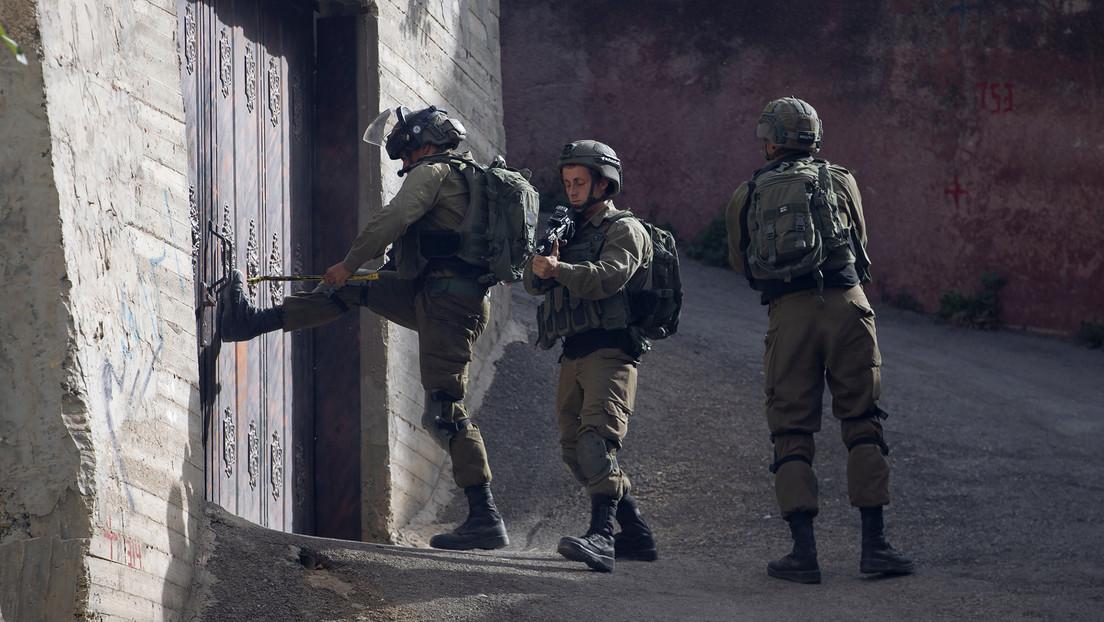 Hamás exige a Israel que retire sus tropas de la Explanada de las Mezquitas y de un barrio palestino en Jerusalén Este