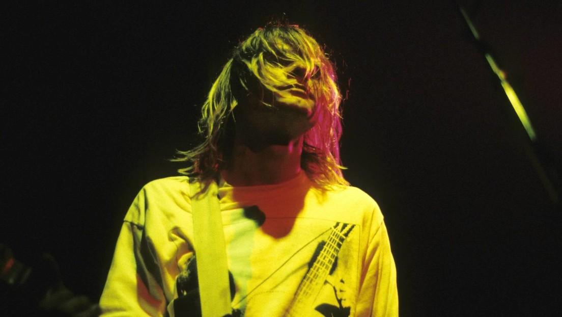 El FBI desclasifica varios documentos sobre la muerte de Kurt Cobain
