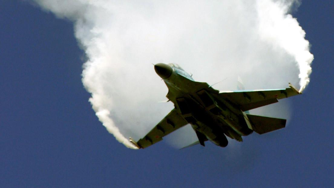 La aviación militar rusa intercepta a tres aviones de Francia sobre el mar Negro