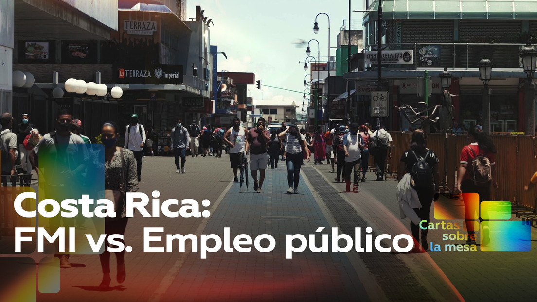 Costa Rica: FMI vs. Empleo público