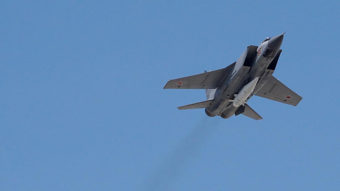 Un caza ruso intercepta a un avión militar noruego en el Ártico