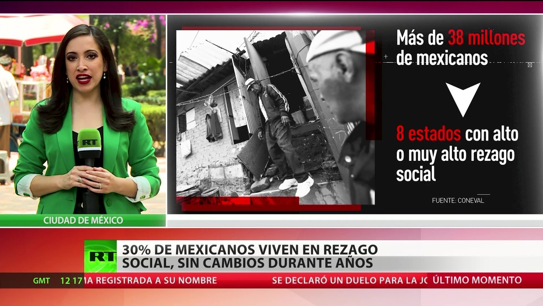 México: 3 de cada 10 residentes viven en estados con elevado rezago social
