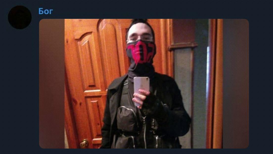 """El tirador que mató a 9 personas e hirió a otras 21 en una escuela rusa se llama a sí mismo Dios y afirma que siempre """"ha odiado a todos"""""""