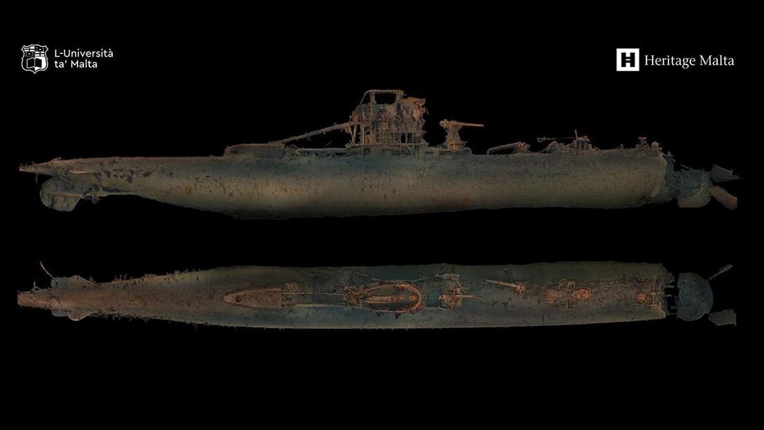 Confirman la identidad de un submarino británico hundido durante la II Guerra Mundial y ponen fin a las teorías sobre su desaparición