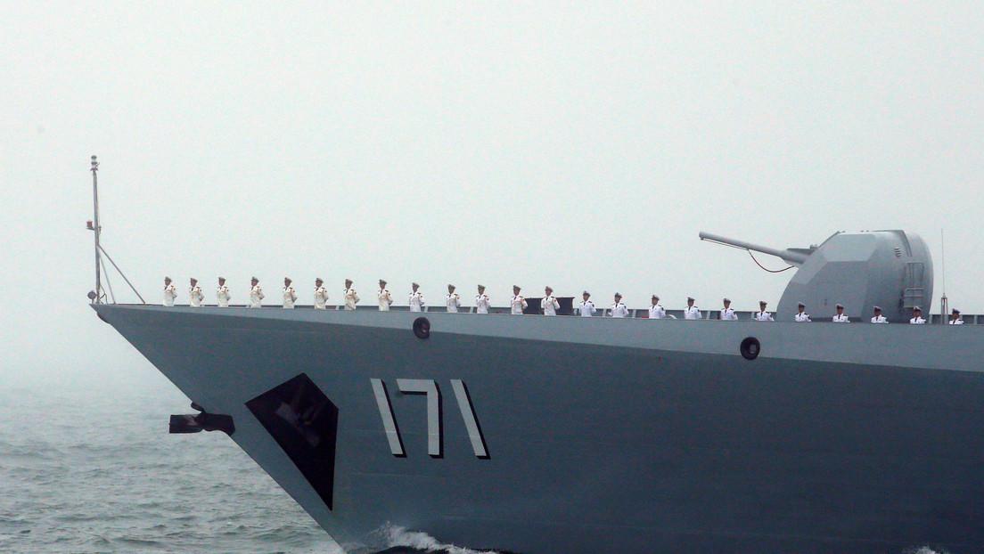 General estadounidense advierte que China se propone construir una base naval en la costa atlántica de África