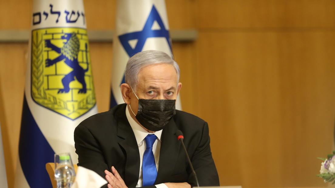 """""""Los golpearemos con más fuerza"""": Netanyahu promete que Hamás y la Yihad Islámica Palestina pagarán """"un alto precio por su beligerancia"""""""