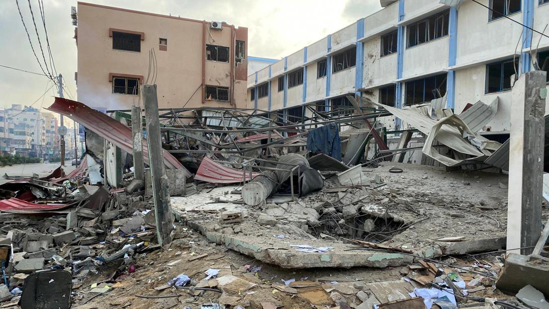 Israel mata a un comandante de Hamás en un ataque aéreo contra Gaza