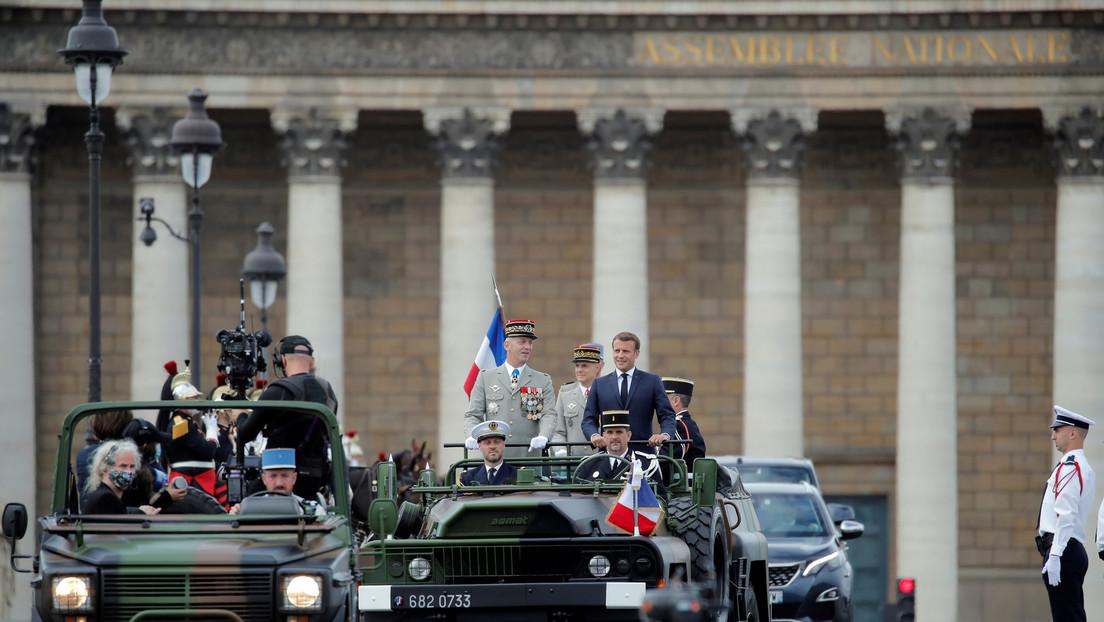 """""""Macron es totalmente culpable de lo que ocurra después"""": periodista reflexiona sobre la posibilidad de una guerra civil en Francia"""