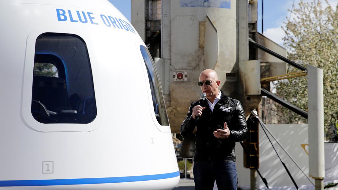 El dinero no basta: Blue Origin publica los criterios de selección para volar al espacio a bordo del New Shepard