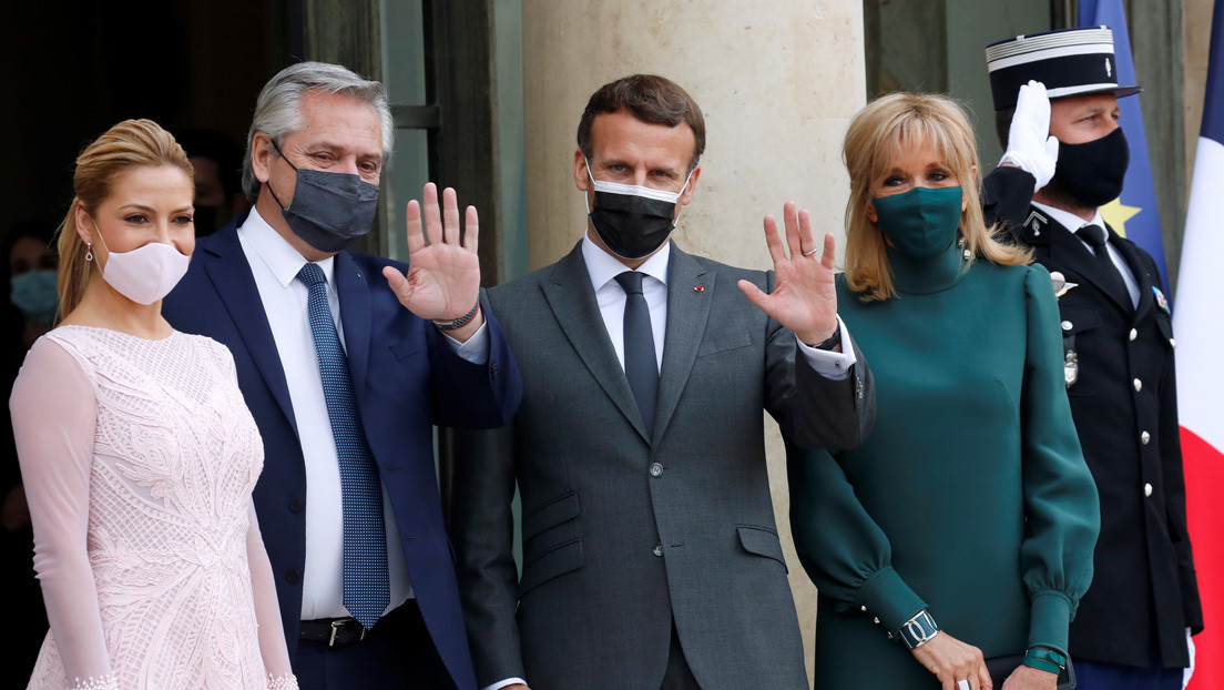 Por qué Macron regaló a Alberto Fernández un libro de la intelectual feminista Simone Veil