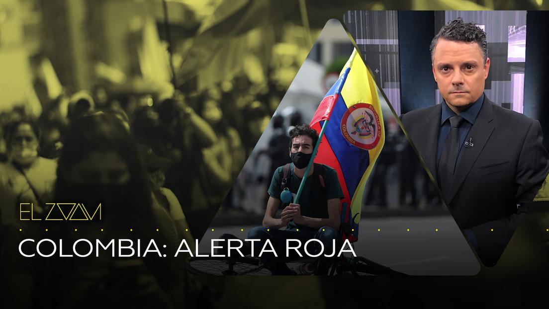 Colombia: alerta roja