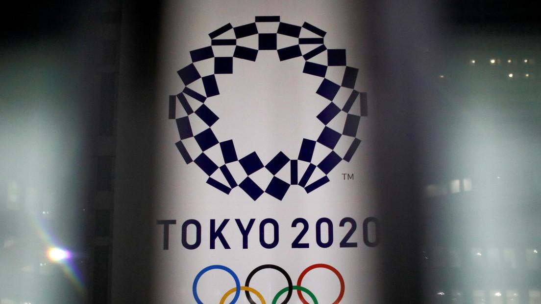 """""""Qué se jodan las Olimpiadas"""": Un activista antiolímpico interrumpe una rueda de prensa del COI para manifestar su rechazo"""