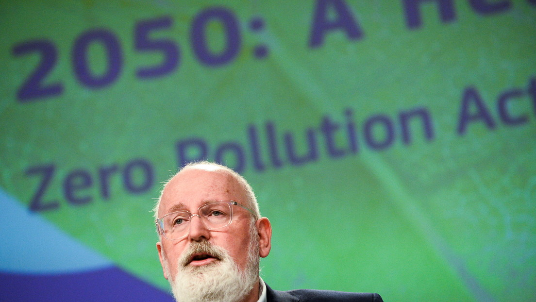 """""""Hacia una contaminación cero"""": La Unión Europea adopta un plan de acción que busca alcanzar la """"neutralidad climática"""" para 2050"""