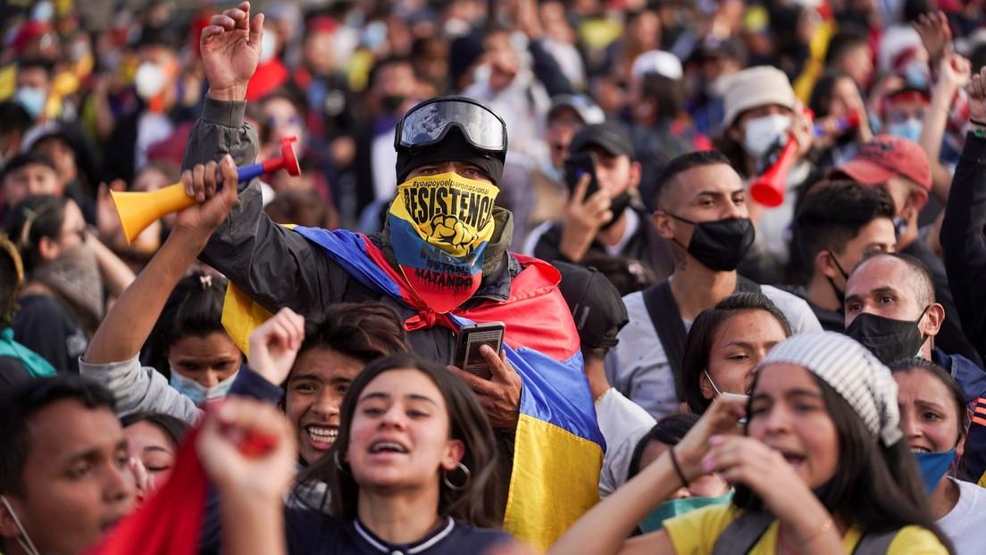 Colombia cumple 15 días de paro nacional contra el Gobierno de Iván Duque