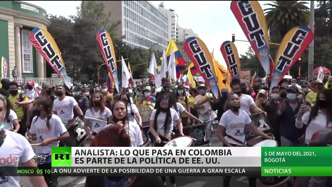 Violencia policial en las protestas: una plaga común para Latinoamérica