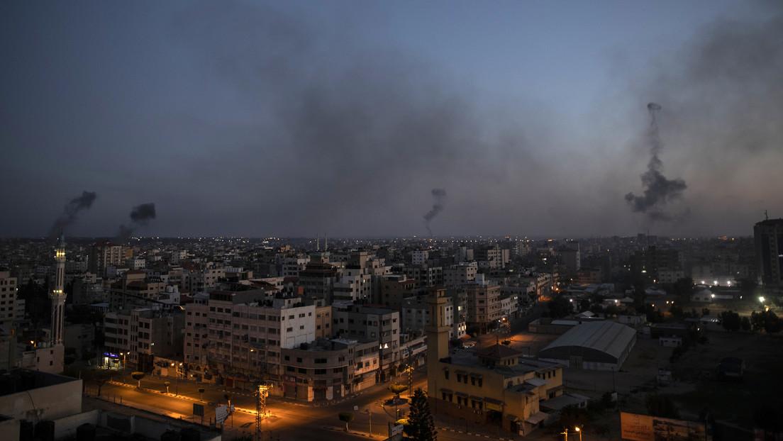 Israel prepara un plan para lanzar una operación terrestre en la Franja de Gaza