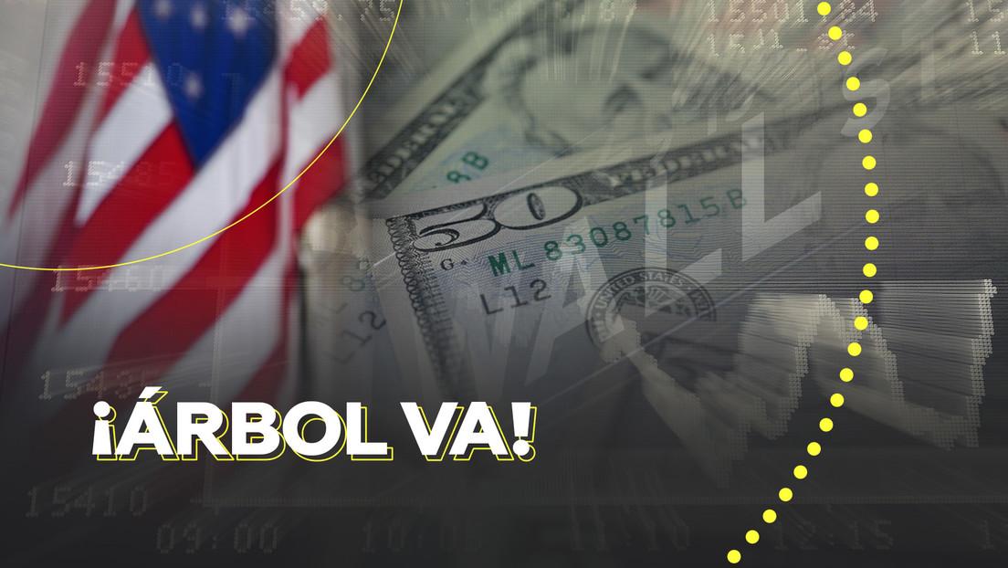 """""""Ya resulta imposible ocultar toda la inflación que está provocando la emisión de moneda en la economía de EE.UU."""""""