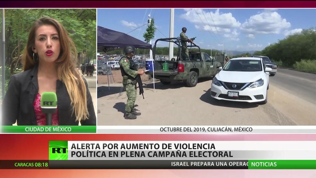 México vive un aumento de la violencia política en plena campaña electoral