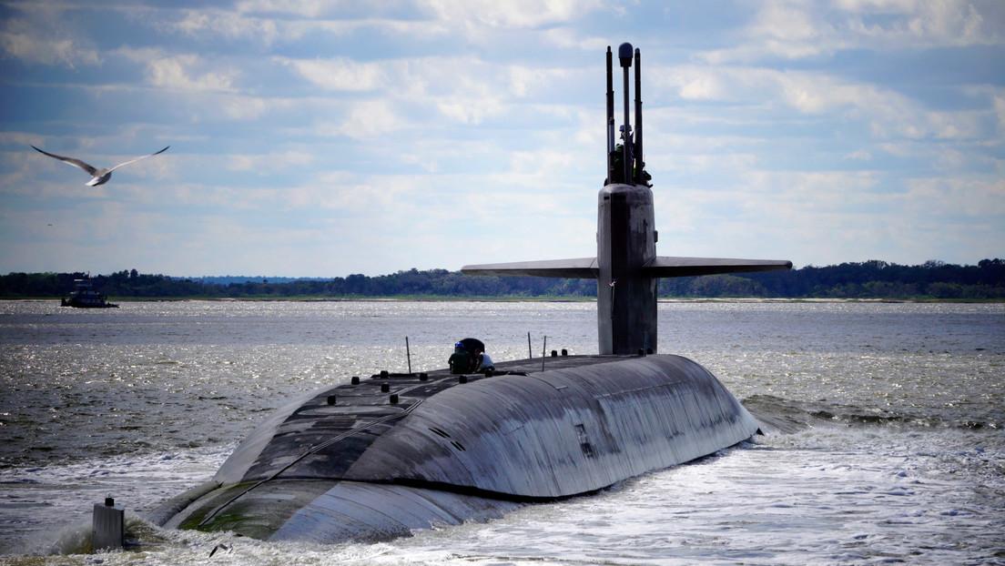 Moscú condena la entrada de un submarino nuclear de EE.UU. en un puerto noruego cercano a la frontera de Rusia