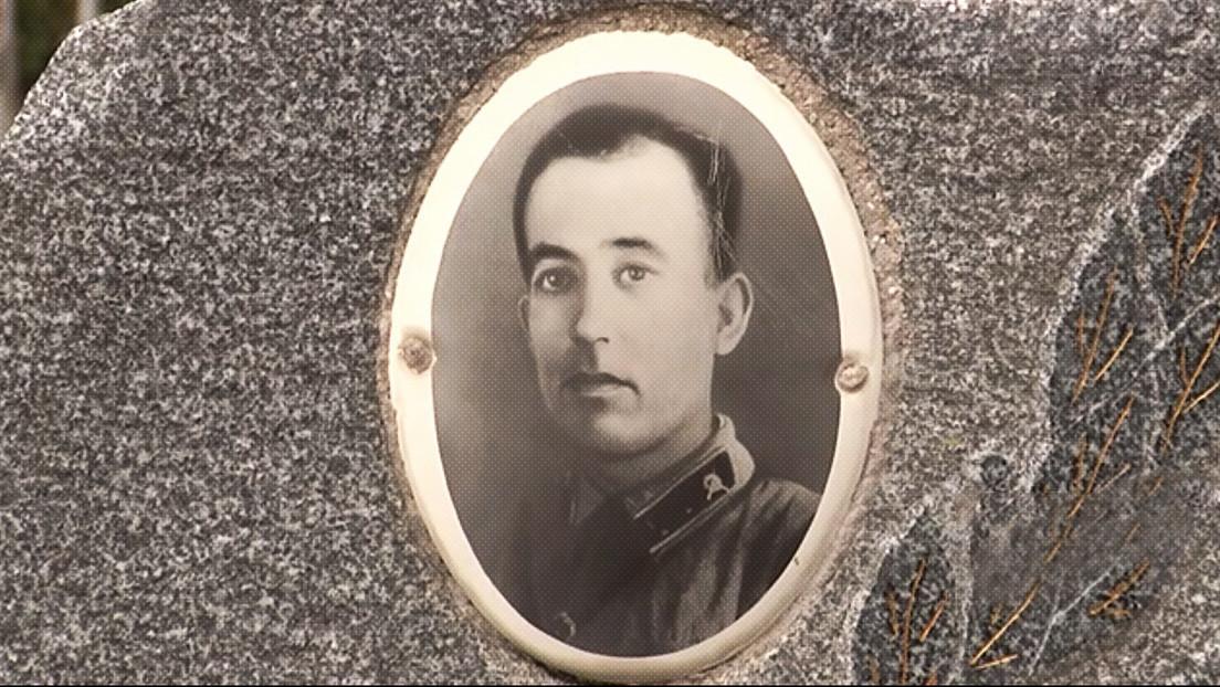 Renuevan la tumba de un guerrillero comunista español en Crimea