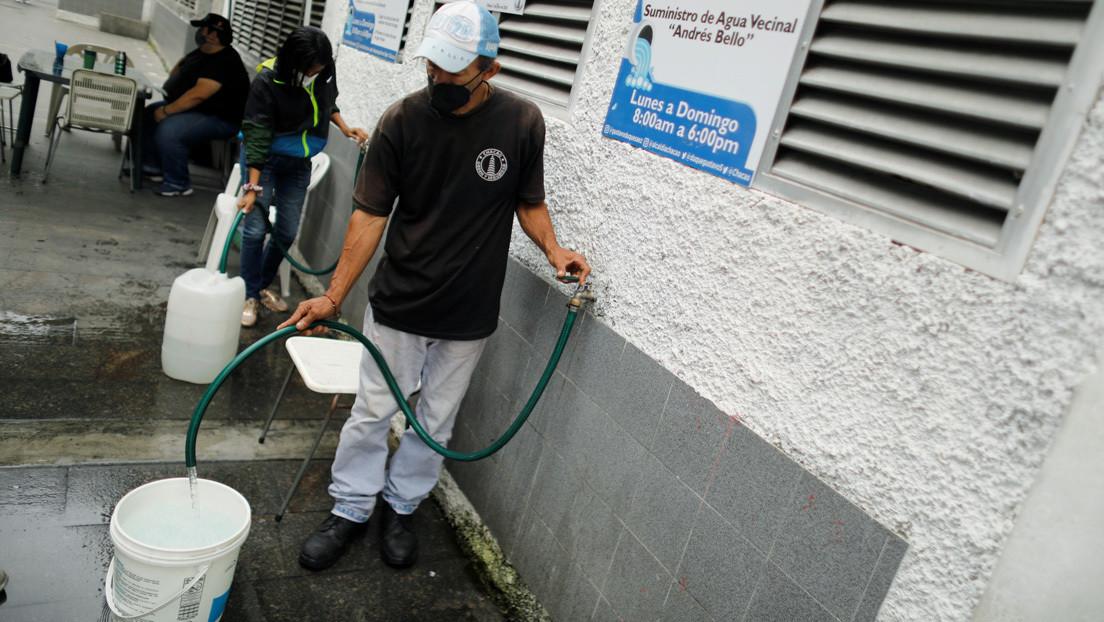 El Parlamento venezolano adelanta dos leyes para regular los servicios de agua y gas doméstico: ¿por qué son importantes?