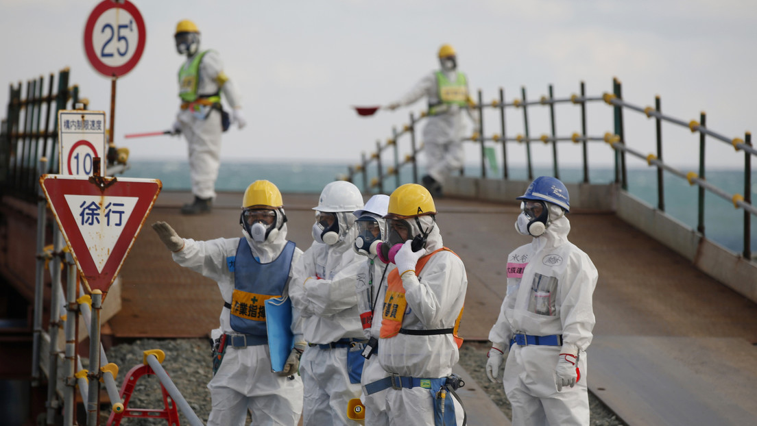 Pescadores surcoreanos demandan a Japón por su plan de verter el agua de Fukushima al océano