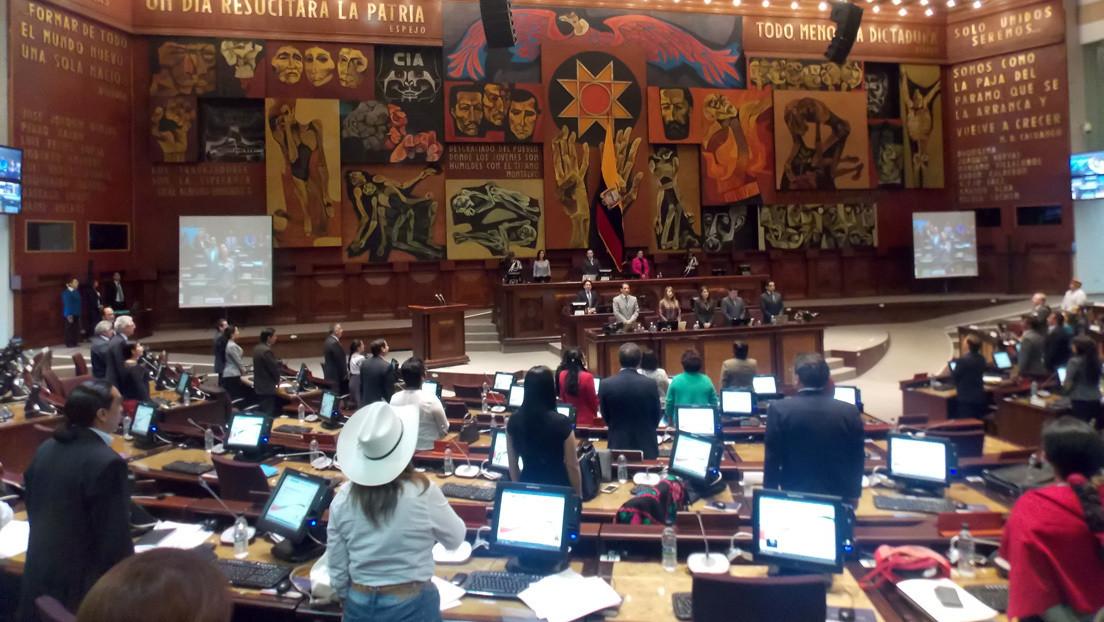 ¿Un complejo proceso de gobernabilidad para Lasso? Se instala el nuevo Parlamento en Ecuador de mayoría opositora al presidente electo