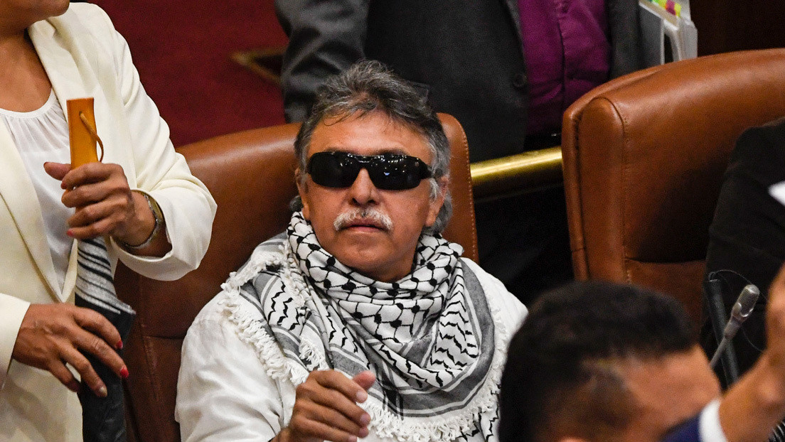 La Corte Suprema de Colombia avala la extradición a EE.UU. de 'Jesús Santrich', miembro de las disidencias de las FARC
