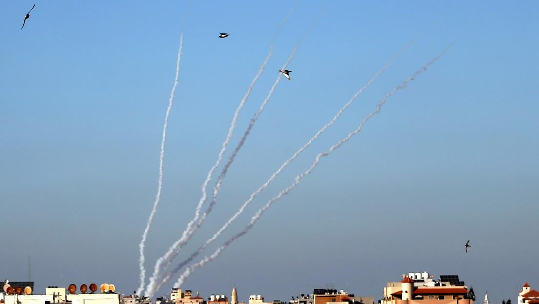 Lanzan tres cohetes hacia el territorio de Israel desde el Líbano