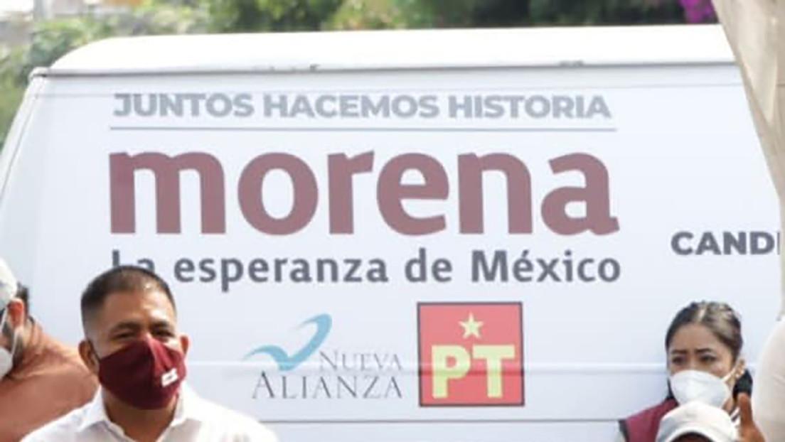 Una mujer embarazada que pegaba propaganda política es golpeada en México por integrantes de otro partido y pierde a su bebé en gestación