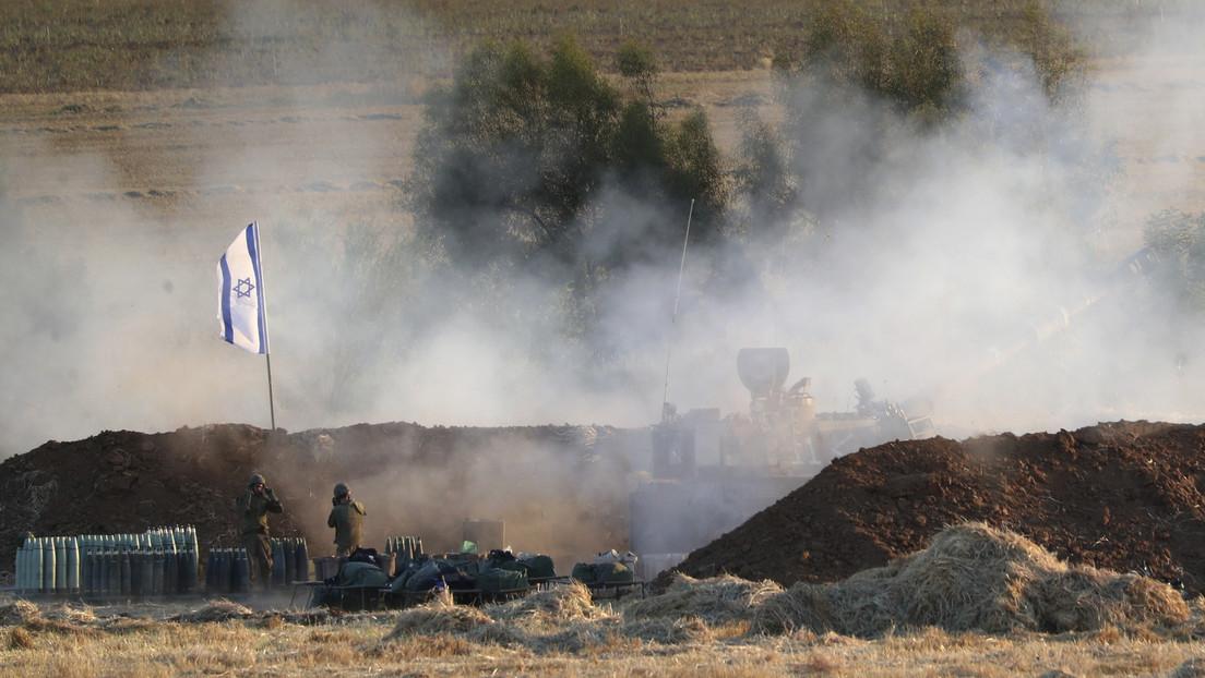 """""""Gaza es un barril lleno de peces al que los israelíes disparan"""": Roger Waters insta a cortar toda ayuda militar a Israel"""