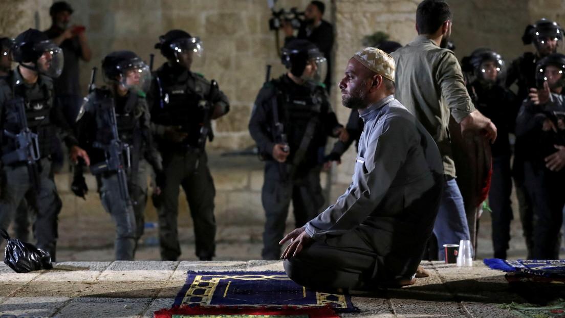 Del desalojo en Sheikh Jarrah al asalto a la mezquita de Al Aqsa: el porqué de la escalada violenta entre Palestina e Israel