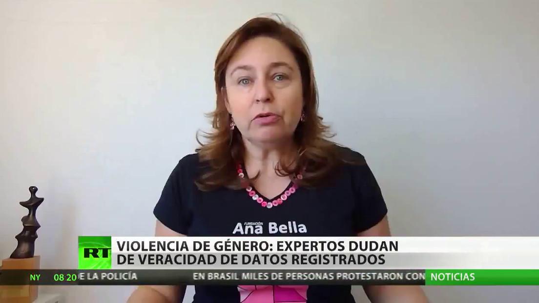 Violencia de género: la reducción en 2020 de los casos registrados de maltrato genera dudas