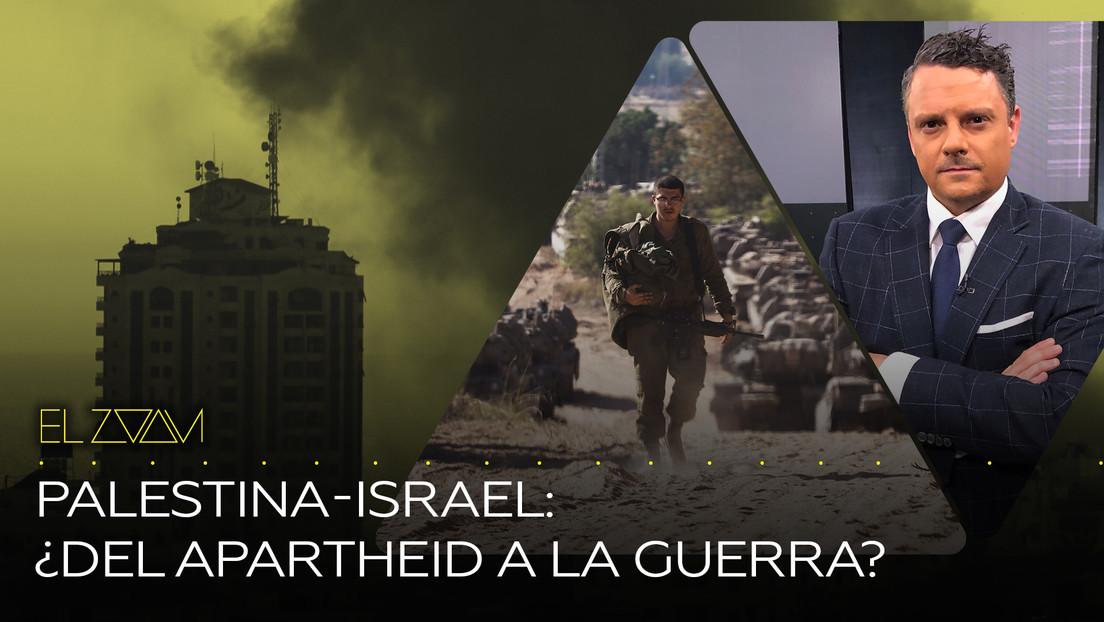 Palestina-Israel: ¿Del apartheid a la guerra?