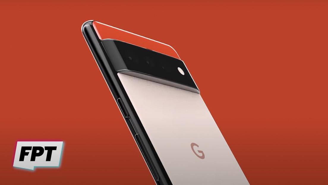 Se filtran en Internet imágenes del nuevo y particular aspecto del Google Pixel 6 y Pixel 6 Pro