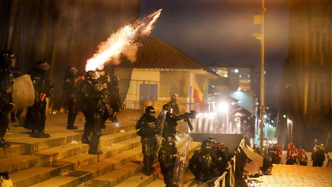 La CIDH pide una visita de trabajo a Colombia para observar la situación de los derechos humanos durante las protestas