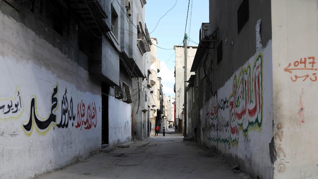 Reportan que seis niños y dos mujeres murieron en un ataque aéreo israelí contra un campamento de refugiados en Gaza
