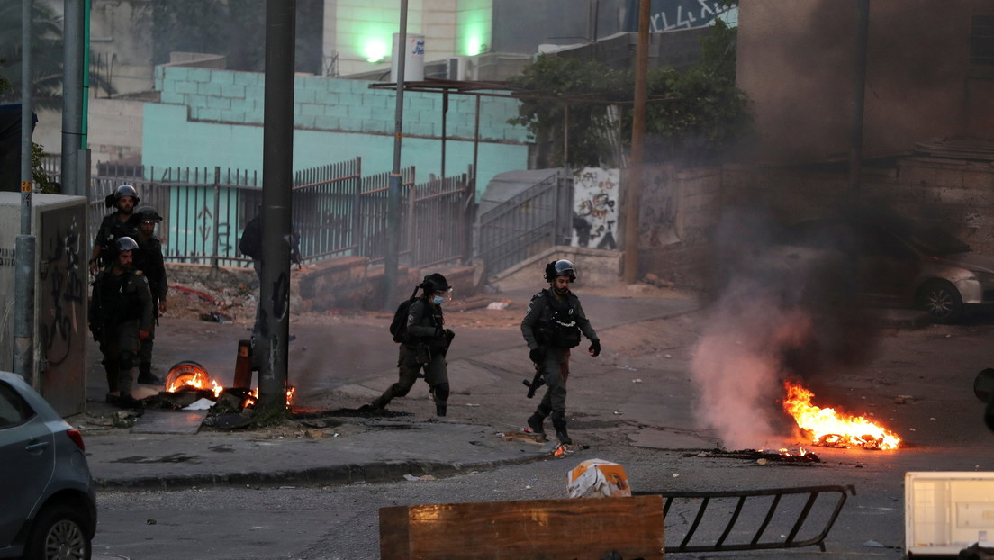 Israel destruye un lanzacohetes con el que Hamás disparaba contra Jerusalén