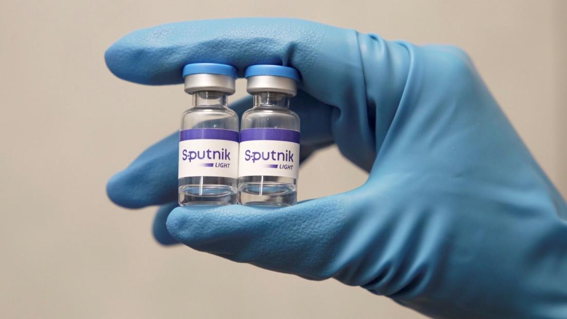 Venezuela autoriza el registro de Sputnik Light, la vacuna rusa de una sola dosis contra el coronavirus
