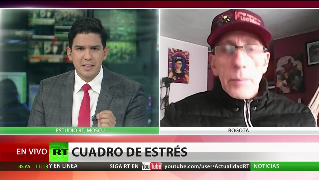 En medio de disturbios, el Gobierno de Colombia propone negociar este domingo