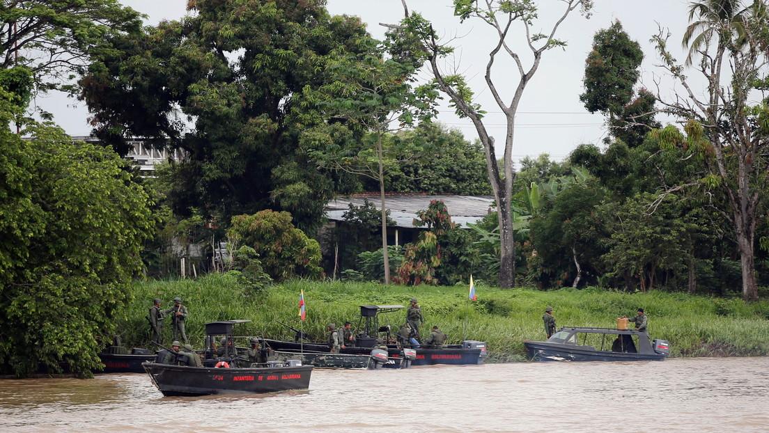 Venezuela denuncia el secuestro de ocho militares por grupos armados colombianos